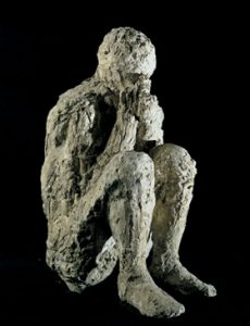 126-cast-of-a-crouching-man-pompeii-victim